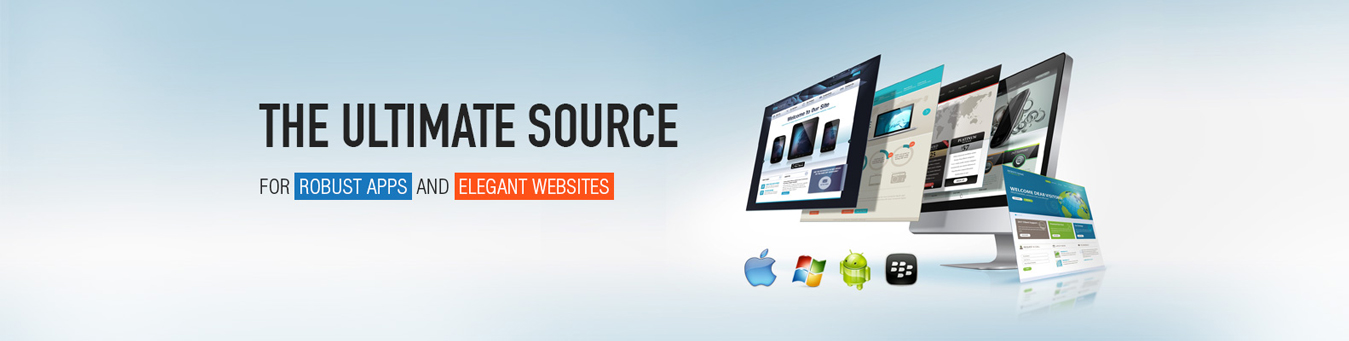 The Ultimate Source for Robust Apps and Elegant Websites