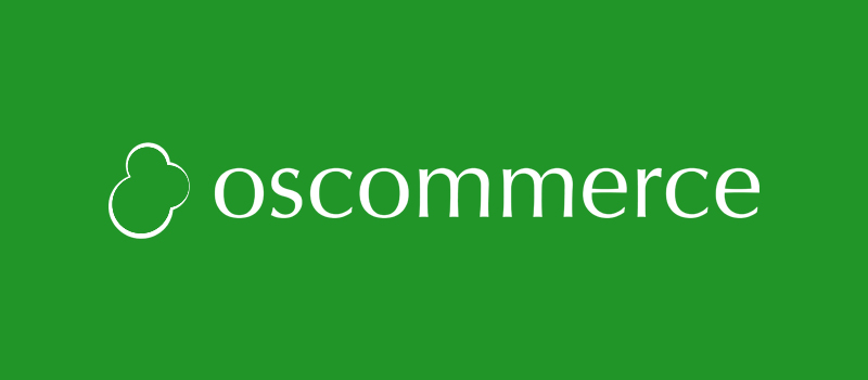 osCommerce Web Development