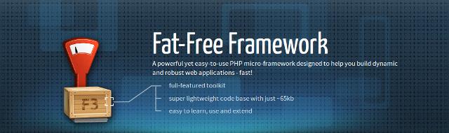 Fat-free-framework