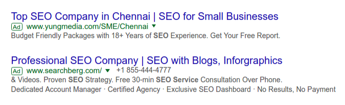 Title Tags Adwords