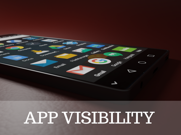 App-Visibility